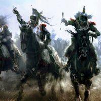 青春,騎士
